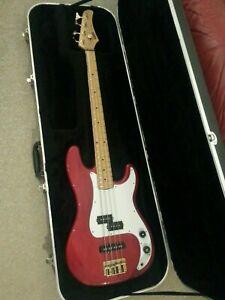 Koffer für Hohner Professionel PJ Bass S von Freedom