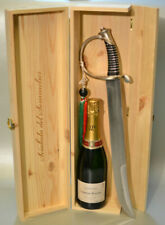 Sciabola da Sommelier + Champagne Laurent - Perrier cl. 75 Confezione Regalo