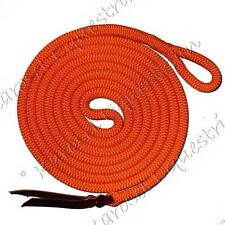 12ft Lead Rope with Bull Snap and Halter- Marine Rope  AUSTRLIAN MADE by KAROSEL