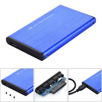 2TB USB 3.0 Portable External Hard Drive Ultra Slim for One  Mac Windows