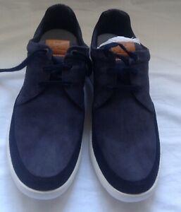 Paul Smith Men's Shoe Albi Dark Navy.