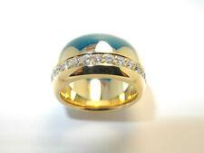 Joyería en Oro amarillo diamante sin tratar