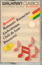 "REVERIE "" ROMANTIC FAVOURITES "" MUSICASSETTA SIGILLATA DEUTSCHE GRAMMOPHON"