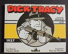 Collezione Copyright. Dick Tracy Vol. 2 Chester Gould. Cubo 1981