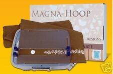 Magna Hoop for Bernina 165E, 170E and 180E Embroidery!