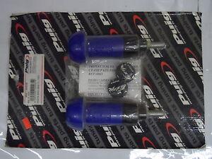 Puig Model R Frame Savers/Sliders Yamaha FZS 1000 FZ1 2006-2011 Blue Sport Bike