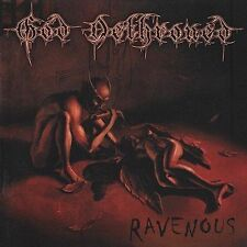 Ravenous by God Dethroned (CD, Mar-2001, Metal Blade)