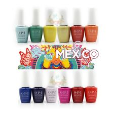 OPI Gelcolor Mexico City Spring 2020 Collection Full 12 pcs (No Display)