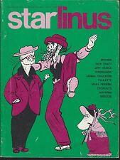 Star Linus comic digest written in Italian december 1973 ten comics & artists