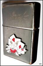 Vintage Lansing (Japan) Lighter: The Four Aces