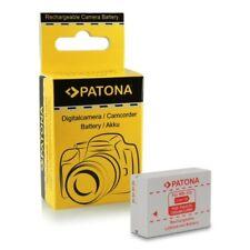 Batería Patona NB-10L infochip para Canon G1X, G15, G16, SX50 HS, SX60 HS