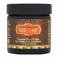 O2-Zap Ozonated Olive Oil Skin Moisturizer for Eczema, Acne, Wrinkles & More
