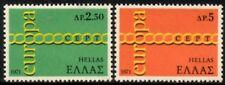 Greece 1971 Europa   SG.1176/1177 Mint (MNH)   Scott:1029-1030