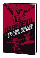 DAREDEVIL by FRANK MILLER & JANSON OMNIBUS HARDCOVER Comics 840 PGS HC SRP $125