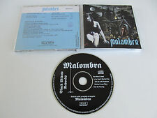 Malombra s/t debut same Cd 1992 Very Rare Original 1st Pressing Black Widow!