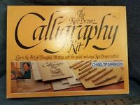 VINTAGE NEW IN BOX The Ken Brown Calligraphy Kit - Chisel Tip Markers