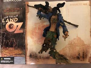 2003 Mc Farlane Toys Twisted Land of OZ The ScareCrow