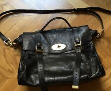 Mulberry Alexa bag black retail £995 Balenciaga city size