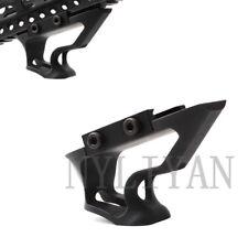 Tactical Skeletonized Foregrip Angled Grip W/ 20mm Rail For Keymod Handguard S