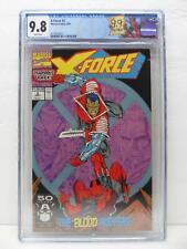 X-Force 2 - 2nd Appearance Of Deadpool - Retired Deadpool Label - CGC Graded 9.8