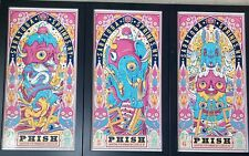 Drew Millward Phish Spac 2013 Set & Funhouse Print