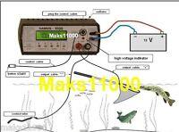 NEW model of ELECTRO FISHER FISH SHOCKER STUNNER -  Samus 1000  Catfish mode