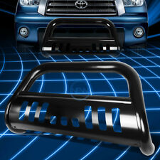 Black SS Front Bumper Bull Bar Grille Guard for 1999-2006 Toyota Tundra/Sequoia