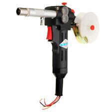 MIG Spool Gun Gas Shielded Welding Gun No Lead Push Pull Feeder Aluminum