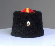 WWI Papakha Imperial Russia Military Don Cossack Officer RIA Hat karakul Repro