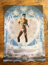 Adonis Angel Postcard With Image By Pierre et Gilles