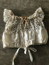 Antique Crochet Blouse Nightshirt, Beautiful