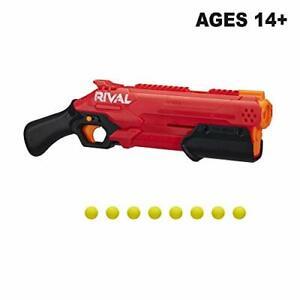 Hasbro NERF Rival Takedown XX-800 Blaster Breech-Load 8Rounds 90FPS Gun Shooting