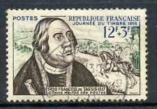 TIMBRE FRANCE OBLITERE N° 1054 JOURNEE DU TIMBRE FRANCOIS DE TASSIS