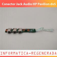 Conector Jack Audio HP Pavilion dv5