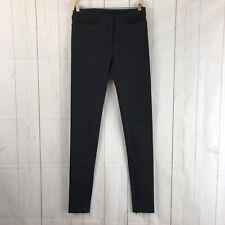 BCBG Max Azria Charcoal Gray Leggings Size 0