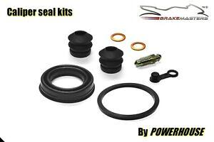 Honda GL1100 Goldwing front brake caliper seal boots rebuild repair kit set 1981