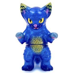 NIB Cat Gomora Galaxy Ver Vinyl Sofubi Figure Konatsuya - US SHIP Negora