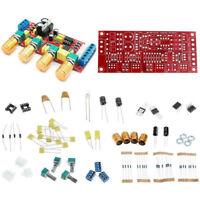 DIY Kits NE5532 Preamp Pre-amplifier Tone Board  Treble Alto Bass Volume Control