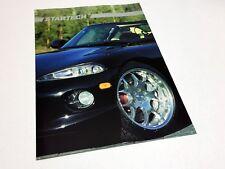2000 Startech Dodge Viper Accessories Brochure