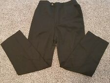 McGregor black men's workpants, size 36x31