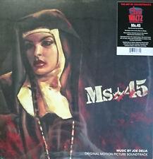 Ms.45 OST LP Joe Delia Death Waltz Angel of Vengeance Abel Ferrara Soundtrack