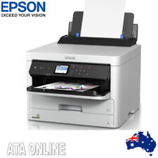 Epson Workforce Pro WF-C5290 Wi-Fi inkjet Printer + Auto Duplex