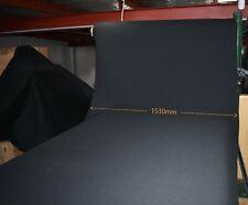 """Recaro """"Black Nardo"""" Fabric Cloth (1 Meter)"""