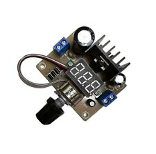 LED LM317 Adjustable Voltage Regulator Step-down Power Supply Module DIY Kits