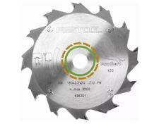 Festool 496301 160mm x 12T Panther Saw Blade