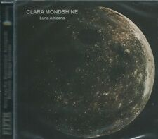 CLARA MONDSHINE - LUNA AFRICANA 1981 SYNTHESIZED EXOTICISM AVANT GARDE SEALED CD