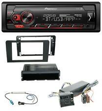 Pioneer Bluetooth AUX MP3 USB Autoradio für Audi A3 06-12 8P Symphony Bose Aktiv