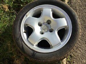"genuine new Peugeot 405 MK1 15"" alloy wheel MI16 XU9 J4 no longer available used"