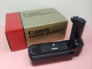 Canon Power Winder F w/ Box for Canon F-1 Camera ....... #118831