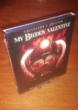 MY BLOODY VALENTINE Blu-ray US import Scream Factory region a (rare slipcover).